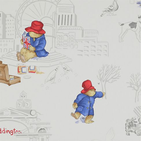 London Paddington Children's Wallpaper