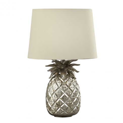 Large Pineapple Complete Lamp