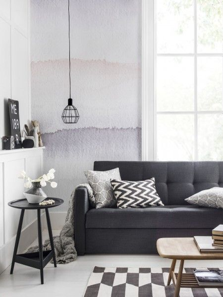 Fleetwood Sofa Bed in Charcoal Grey