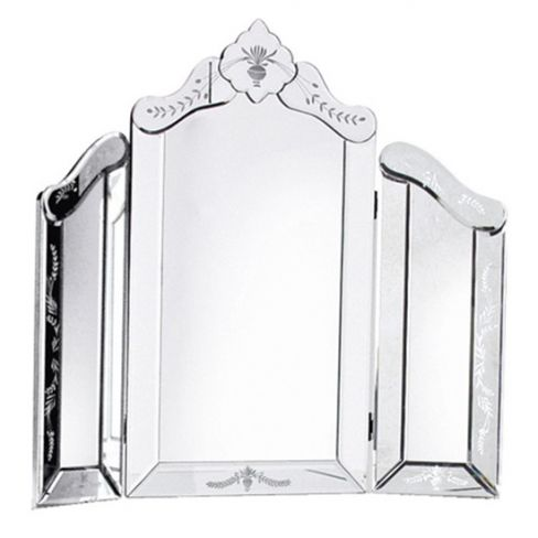 Venetian Dressing Table Mirror