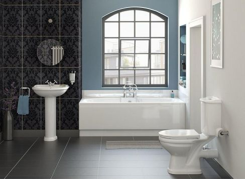 Honour Twin End Bath Suite