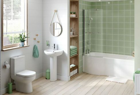 Vitale Swift Bathroom Suite