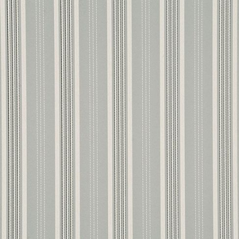 Mulberry Home Narrow Ticking Stripe Wallpaper