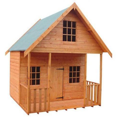 Strongman Lodge Loglap Playhouse