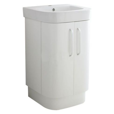 Ultra Carlton Floor Standing Vanity Unit