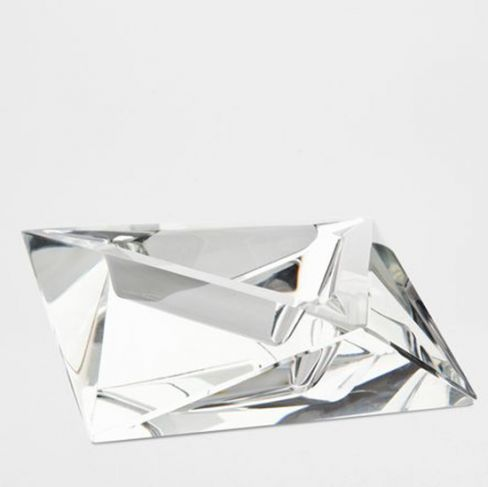 Triangular Crystal