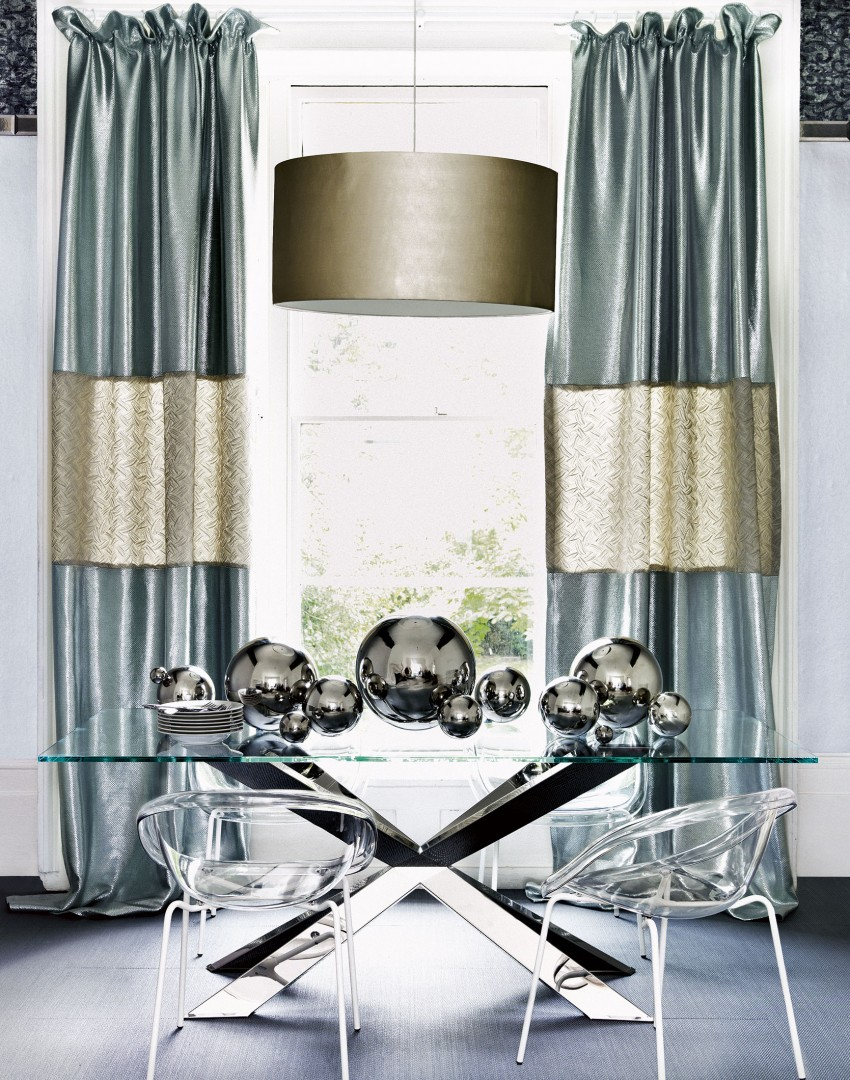 Impress With These Utterly Stylish Ideas For Dining Tables And - Accessories for dining room