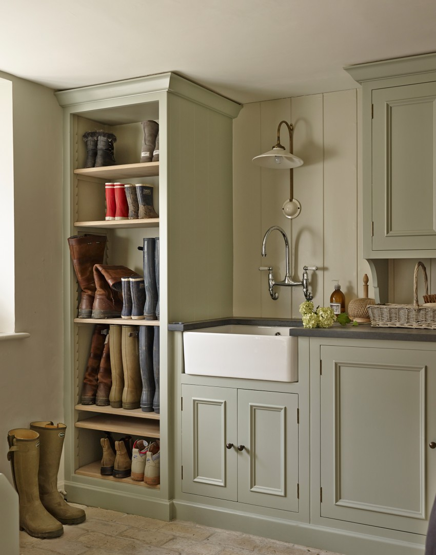 Organise your utility room with these functional storage - Utility rooms in small spaces gallery ...
