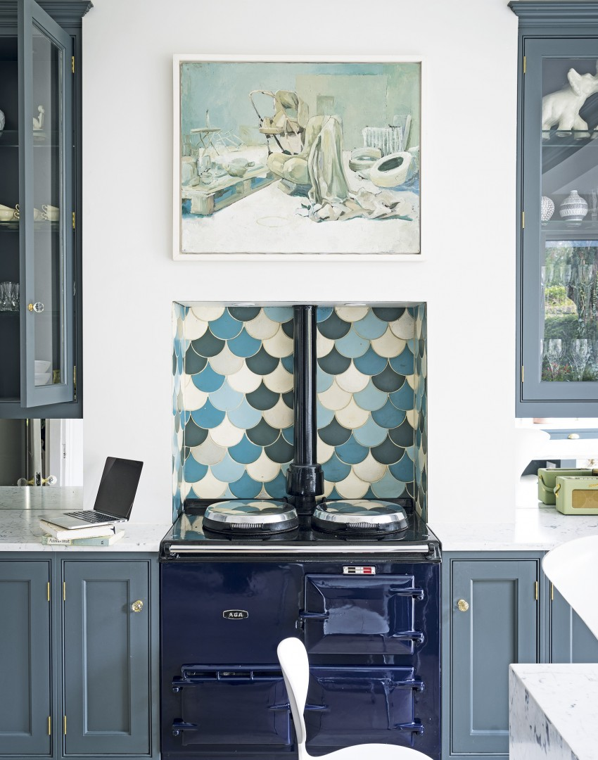 Fired Earth Kitchen Tiles Revive Your Kitchen With A Show Stopping Splashback The Room Edit