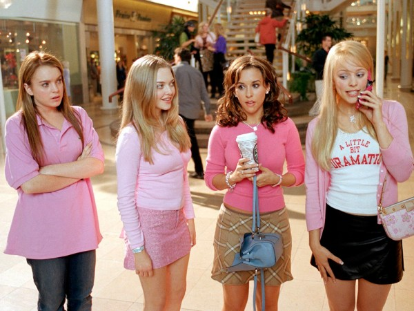 STOP WHAT YOU'RE DOING: The 'Mean Girls' reunion has happened...