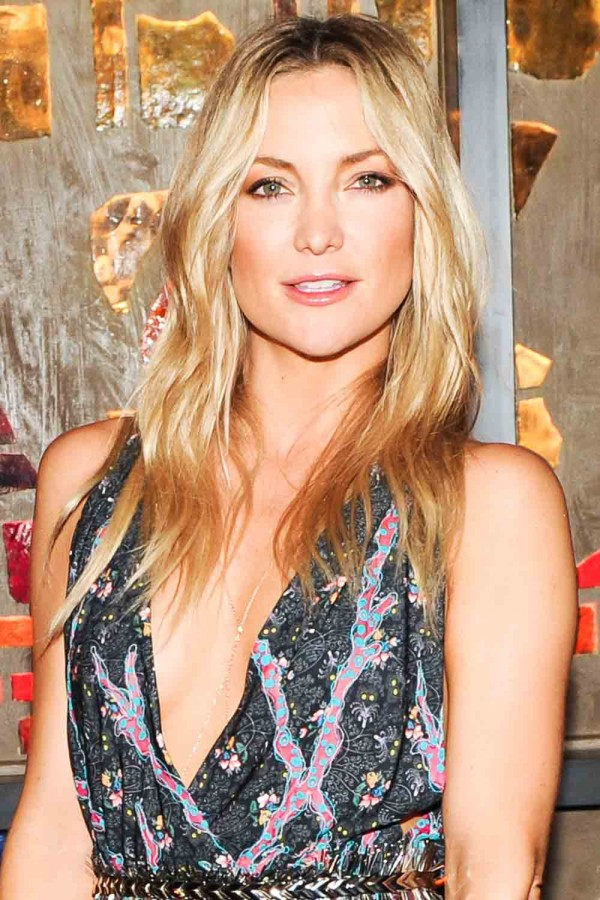 How To Get Bohemian Beachy Waves Like Kate Hudson Instyle Uk