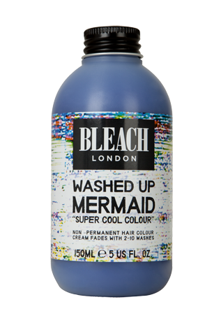 'Washed Up Mermaid' hair dye, £5, Bleach London
