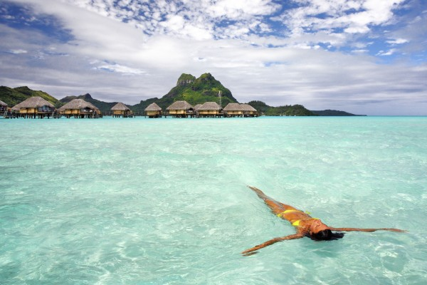 Most Pinned Beaches On Pinterest - Bora Bora