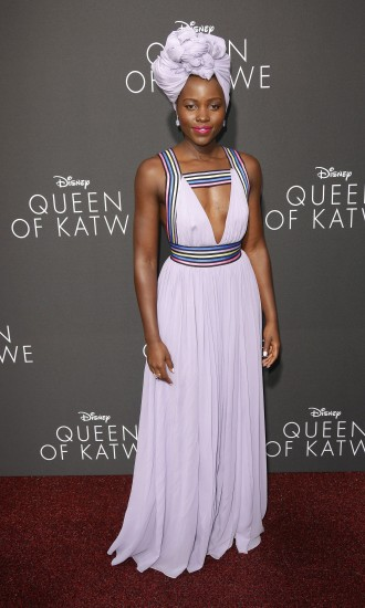 Lupita Nyong'o Was The Queen Of The Red Carpet, Again