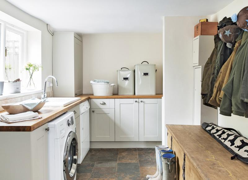 Give Your Utility Room A Scullery Chic Makeover The Room