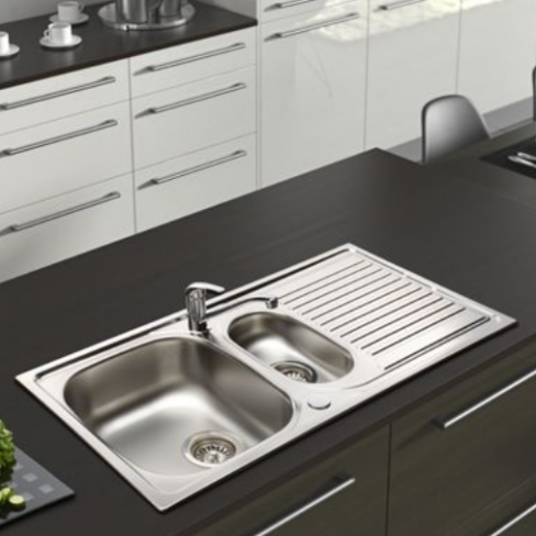 Kitchen Sinks Our Pick Of The Best Housetohome Co Uk