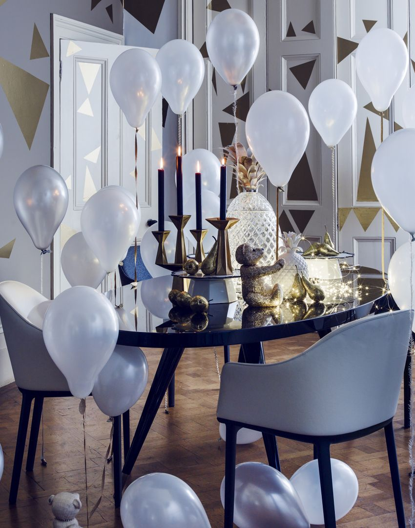 See in the New Year with Fabulous Party Looks - The Room Edit
