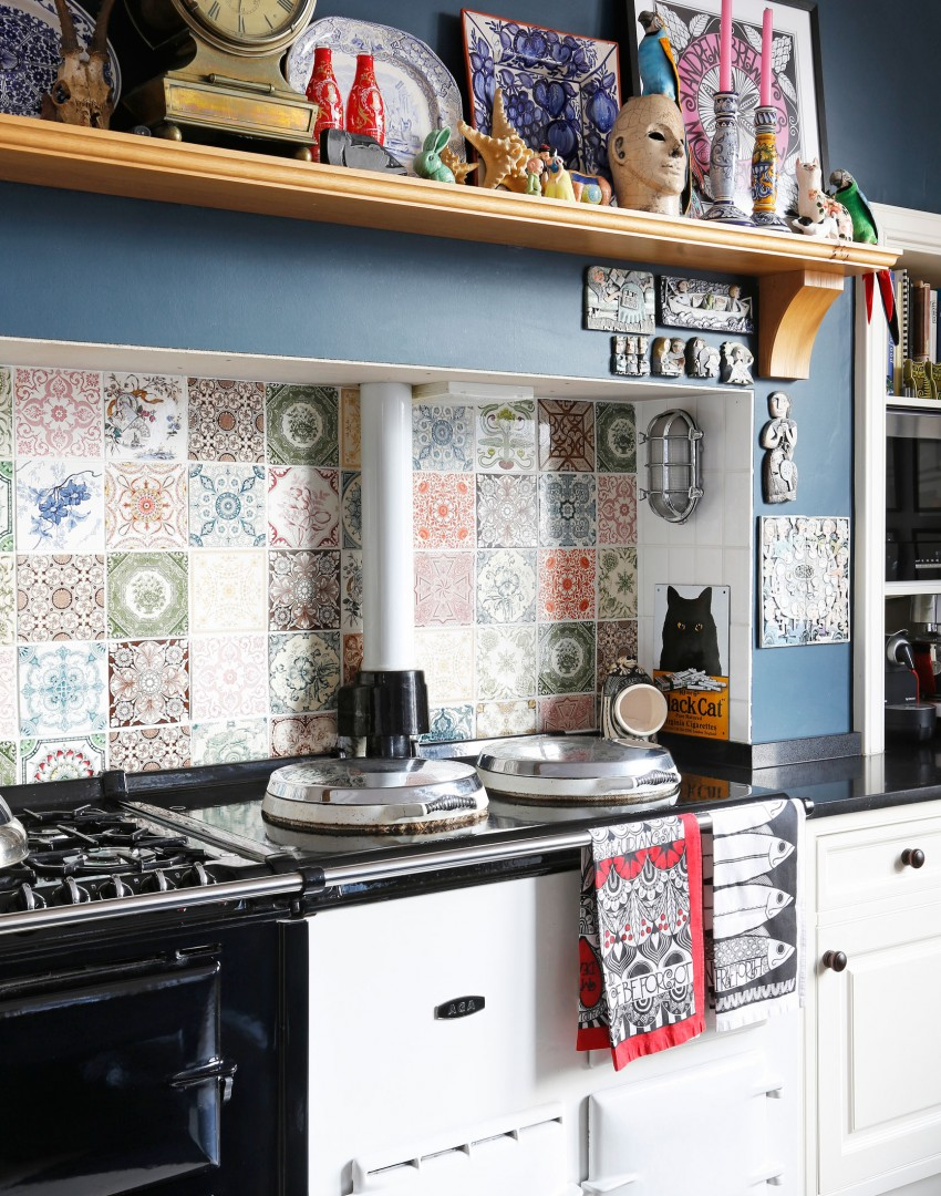 Revive Your Kitchen With A Show-stopping Splashback