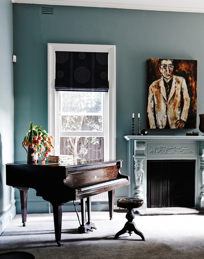 Miraculous Take A Tour Of This Eclectic Edwardian House In Melbourne The Largest Home Design Picture Inspirations Pitcheantrous