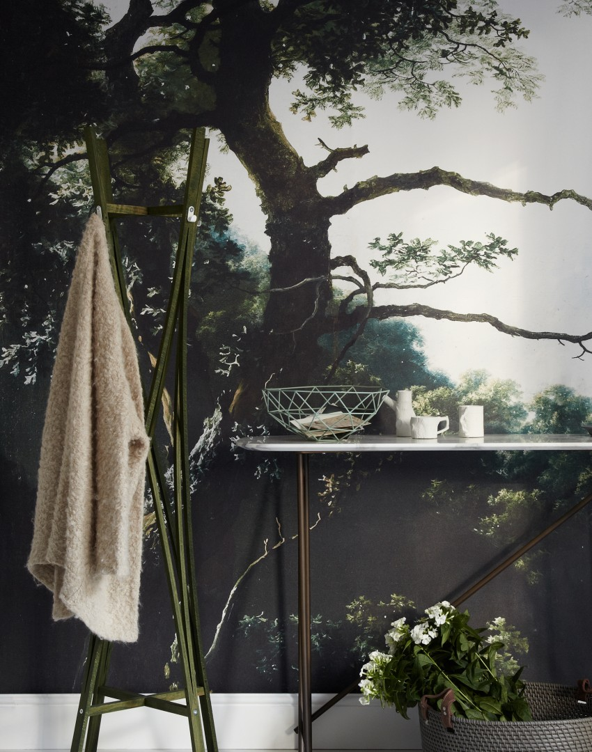 Be Inspired By These Ideas For Decorating With Wall Murals