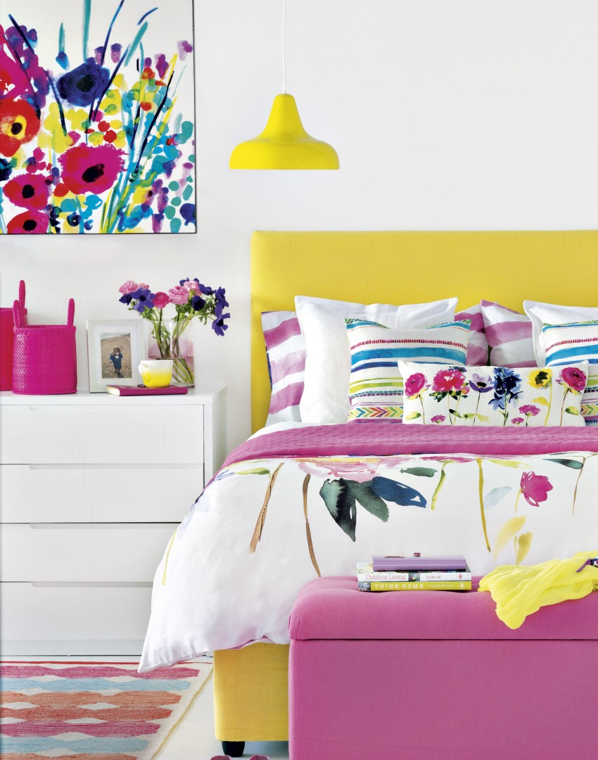 pink and yellow bedroom ideas get clever with colour for character filled bedrooms the 19470
