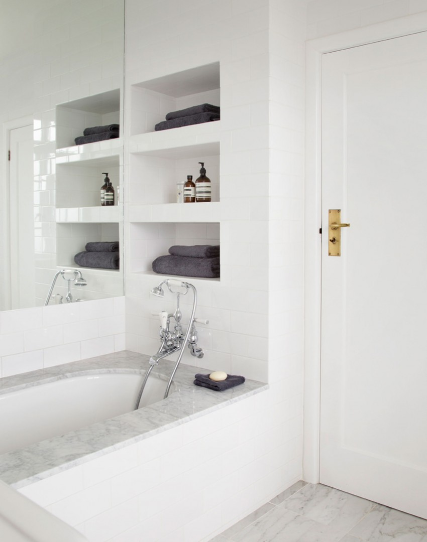 10 great design ideas for small bathrooms