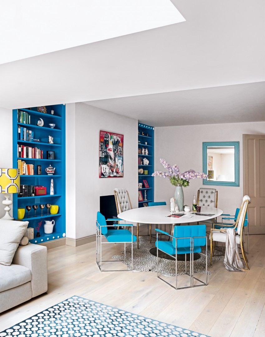 Take A Tour Of This Colour Filled Home In London The