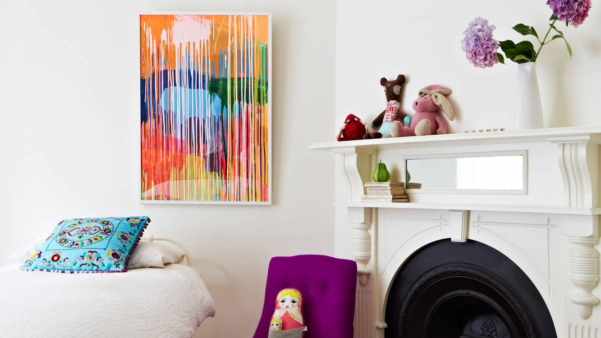 7 Inspiring Kid Room Color Options For Your Little Ones: Play Around With Colour For Fun Children's Bedroom Schemes